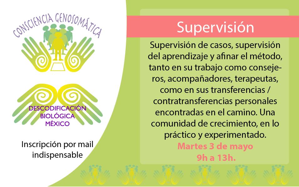 supervision mayo 2016