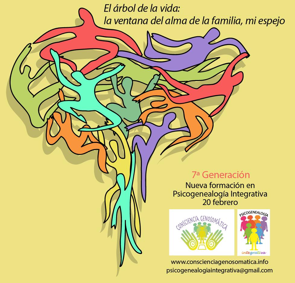 inicio psicogenealogía integrativa 2016