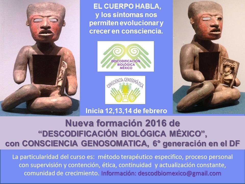 Deescodificación Biológica México