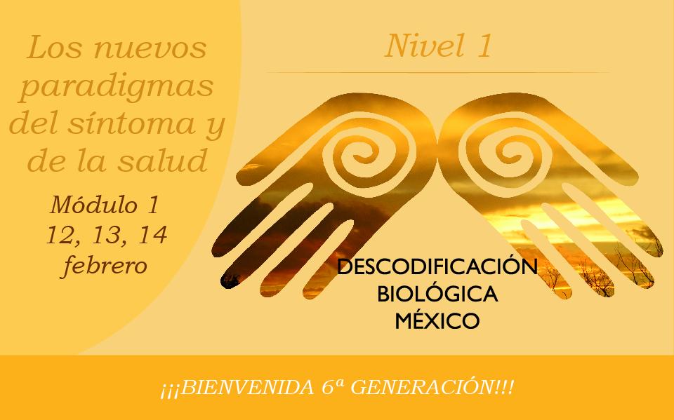 banner módulo 1 Descodificación Biológica México