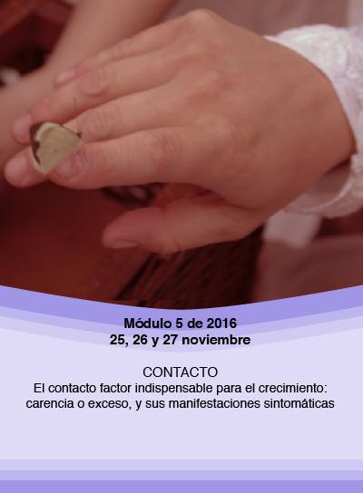 Módulo 5 Contacto. Nivel 3 de Descodificación Biológica México